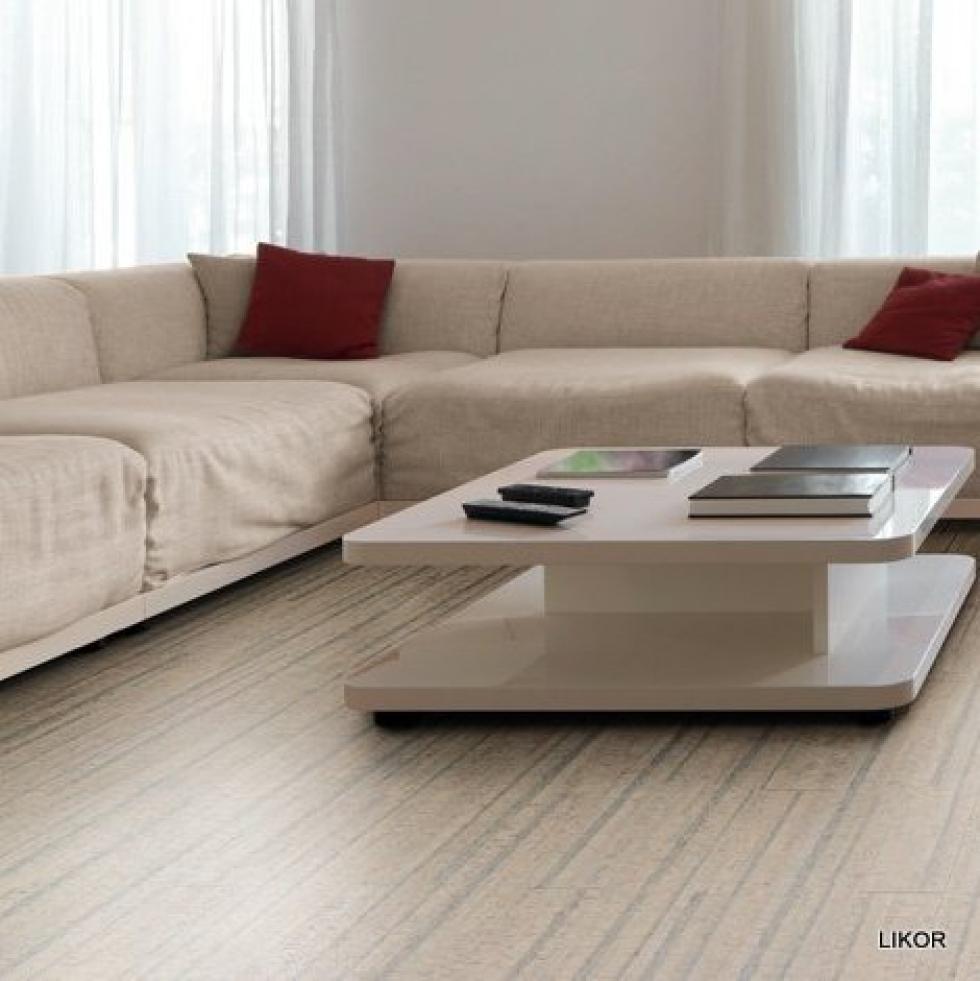 Korkové podlahy Likor 02