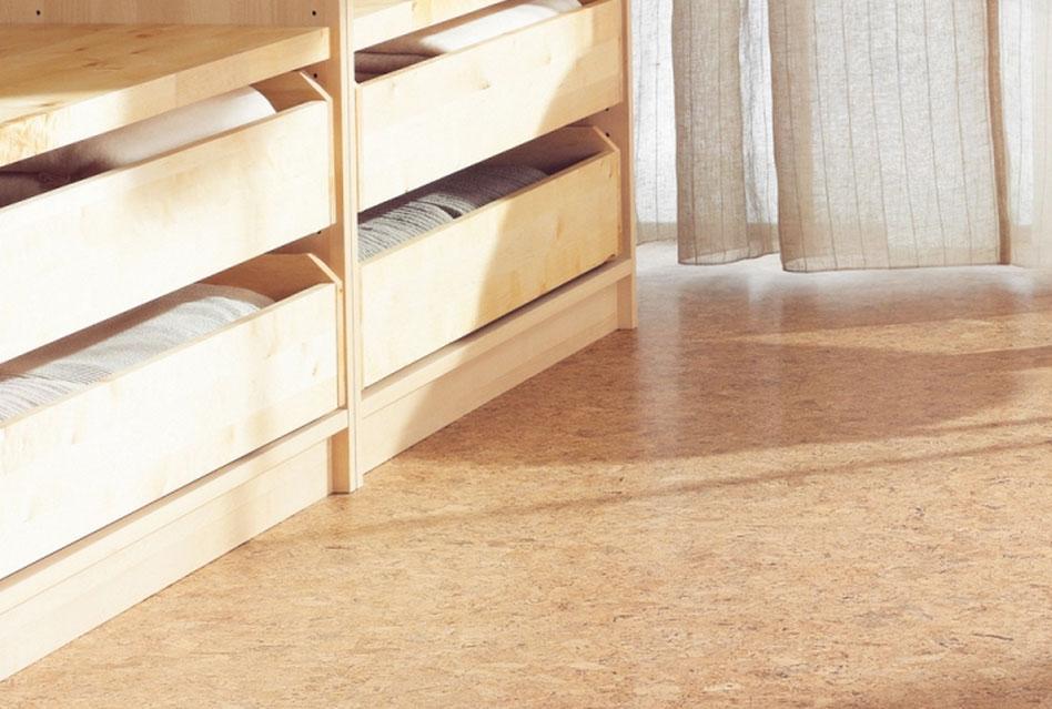 Korkové podlahy Tilo 01